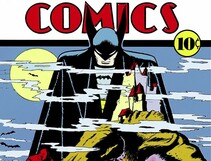 Soon Now, and I Shall Know: A Batman Memory by Chip Kidd