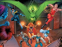 Convergence Week Three: A Little Pre-Crisis Coolness