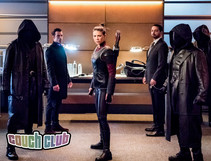 Arrow: Entering the Ninth Circle