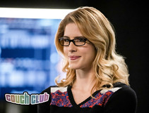 Arrow: Felicity Smoak, You Have Saved This City
