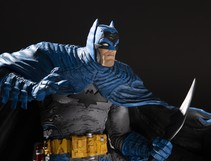 Rafael Grampá's New Sword-Wielding Batman Statue is a Cut Above
