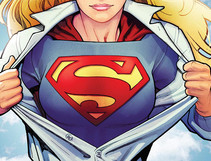 Breaking News: Supergirl's Getting a TV Show