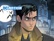 Batman: Nightwalker Sends a Teenage Bruce Wayne to Arkham Asylum