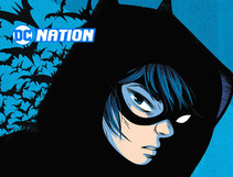 Shadow of the Batgirl Transforms a Teenage Assassin into a Superhero