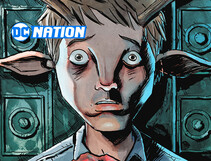 "Jeff Lemire Returns to a ""Very Different"" Sweet Tooth"