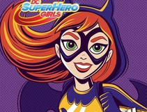 """Batgirl at Super Hero High"" Thinks its Way to the Top!"