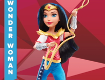 Who are the DC Super Hero Girls?