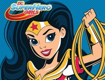 Get Your Read On: Wonder Woman Navigates Super Hero High