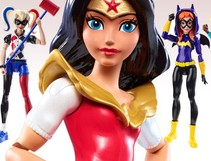 Fans Unbox DC Super Hero Girls Toys