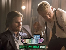 Arrow: There's No Crying in Superhero'ing