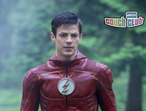 The Flash: And the Mystery Girl Is...