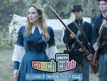 DC's Legends of Tomorrow: How To Face Fears and Fight Zombies: A Survival Guide