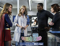 Supergirl: A Couch Club Crossover