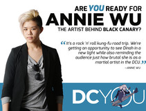 Are you ready for Annie Wu?