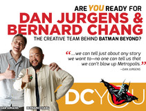 Are You Ready for Batman Beyond's Dan Jurgens and Bernard Chang?