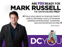 Are You Ready for Prez's Mark Russell?