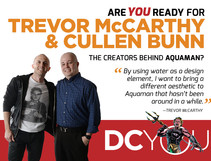Are You Ready for Aquaman's Trevor McCarthy and Cullen Bunn?