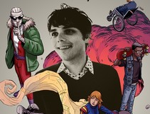 Doom Patrol: Gerard Way's Official Playlist