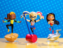 Bring DC Super Hero Girls Into Your Home with New Toys