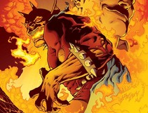 The Demon: Hell is Earth Offers Etrigan a Fiery Return