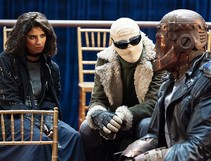 How the Doom Patrol Series Connects with Titans