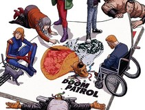 Heroes and Gyros: Gerard Way Bites into Doom Patrol