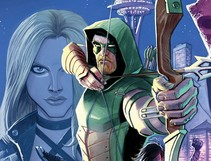 The Archer and the Canary: The Not-So-Secret History of Oliver Queen and Dinah Lance