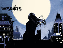 Under the Moon: Lauren Myracle Introduces Us to a Young Selina Kyle
