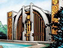 Should the Justice League Headquarters be on Earth?
