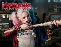 Ten Moments that Mattered: Wonder Woman and Harley Quinn Capture Imaginations