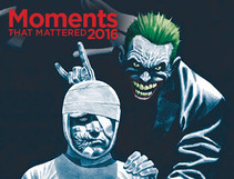 Ten Moments that Mattered: Paul Dini's Dark Night: A True Batman Story