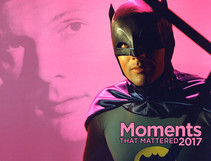 Ten Moments that Mattered: Goodbye, Adam West