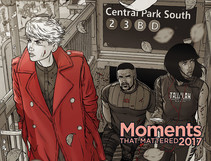 Ten Moments That Mattered: WildStorm Returns