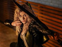 "Keeping it in the Family: Arrow's Kat McNamara Talks ""Crisis"" and More"