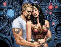 Reader Recaps: Wonder Woman and Steve Trevor...Together Again?