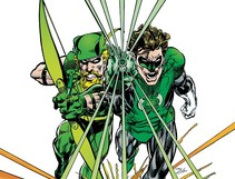 Relationship Roundup: Hal Jordan and Oliver Queen