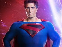 First Look: Brandon Routh Suits Up as an Older Superman