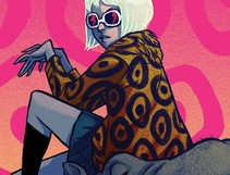 Close to the Vest: Cecil Castellucci and Marley Zarcone Talk Shade, the Changing Girl