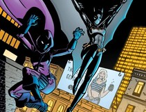 Relationship Roundup: Stephanie Brown and Cassandra Cain