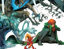 Titans: Omen Earns her Name