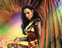 Going for the Gold: Inside Wonder Woman 1984's Iconic Winged Armor