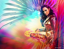 Add Wonder to Your Virtual Meetings With These New WW84 Backgrounds