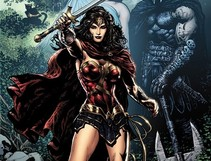 Modern Myth: An Interview with Wonder Woman's Liam Sharp