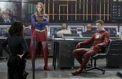 Fast Company: Supergirl Gets Help from The Flash