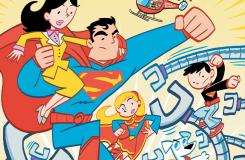 SUPERMAN FAMILY ADVENTURES #1 cover