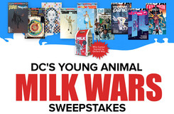 All-New Chance to Win from DC's Young Animal