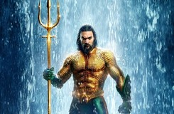 Aquaman Suits Up in Two New Posters