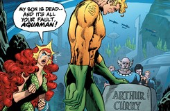 Loss at Sea: The Still-Shocking Aquaman: Death of a Prince