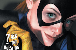 ASK...THE QUESTION: Why are Batgirl's Eyes Visible, but Not Batman's?