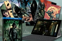 Win a Microsoft Surface 2 in DC Entertainment's Arrow Sweepstakes